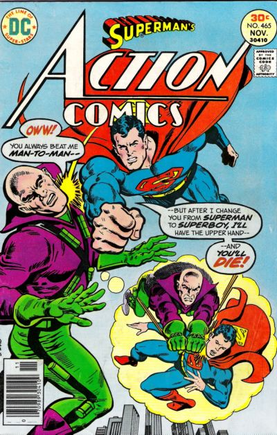 Action Comics Vol 1 465