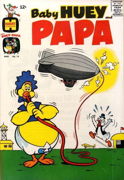 Baby Huey and Papa Vol 1 16