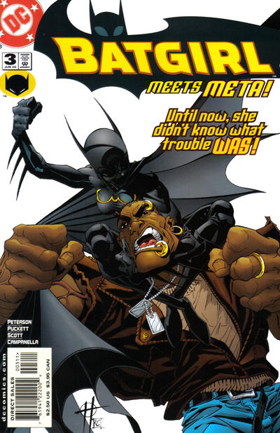 Batgirl Vol 1 3