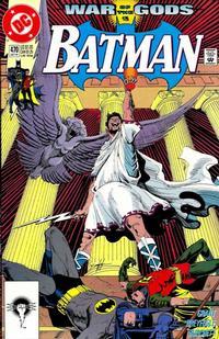 Batman Vol 1 470