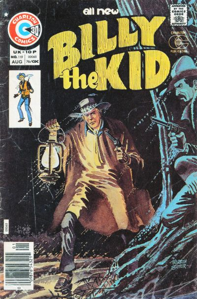 Billy the Kid Vol 1 119