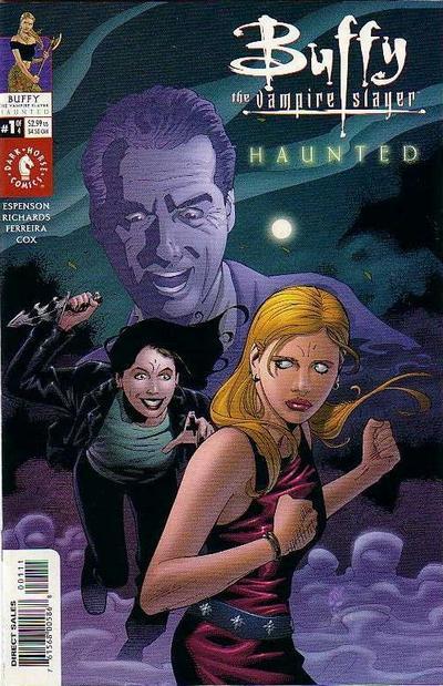 Buffy the Vampire Slayer: Haunted Vol 1 1