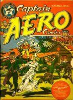 Captain Aero Comics Vol 1 12
