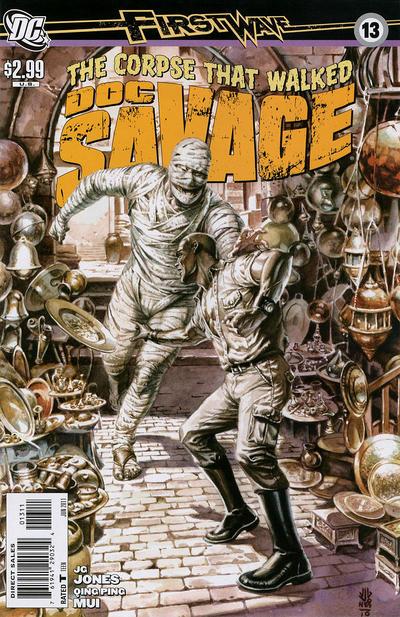 Doc Savage Vol 3 13