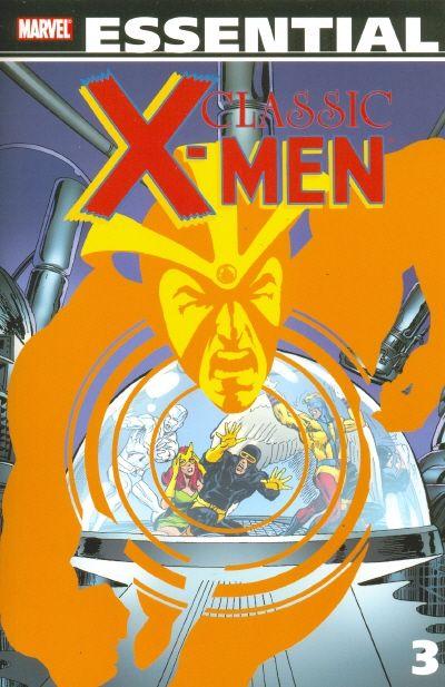 Essential Classic X-Men Vol 1 3