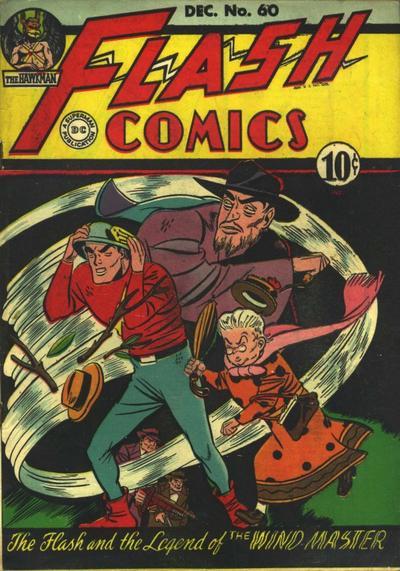 Flash Comics Vol 1 60