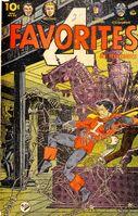 Four Favorites Vol 1 23