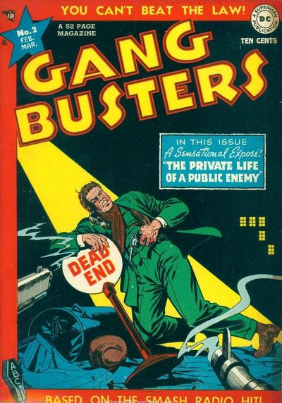 Gang Busters/Covers