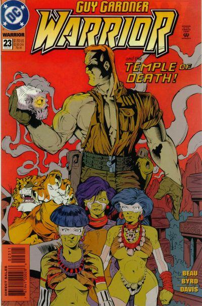 Guy Gardner: Warrior Vol 1 23