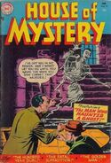 House of Mystery Vol 1 35