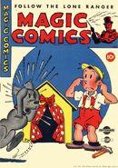 Magic Comics Vol 1 50