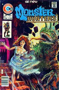 Monster Hunters Vol 1 5