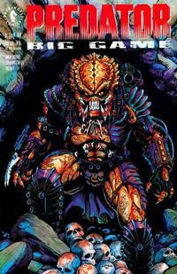 Predator: Big Game Vol 1 1