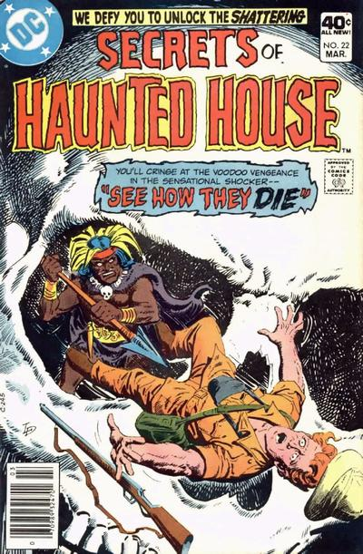 Secrets of Haunted House Vol 1 22
