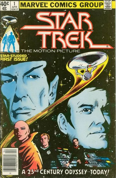 Star Trek (Marvel) Vol 1 1