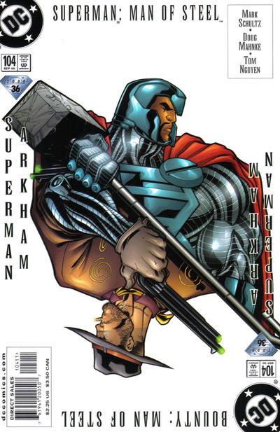 Superman: Man of Steel Vol 1 104