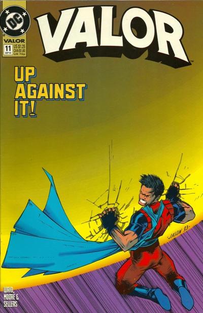 Valor (DC) Vol 1 11