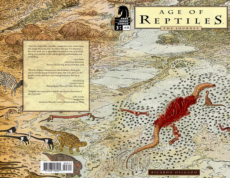 Age of Reptiles: The Journey Vol 1 3