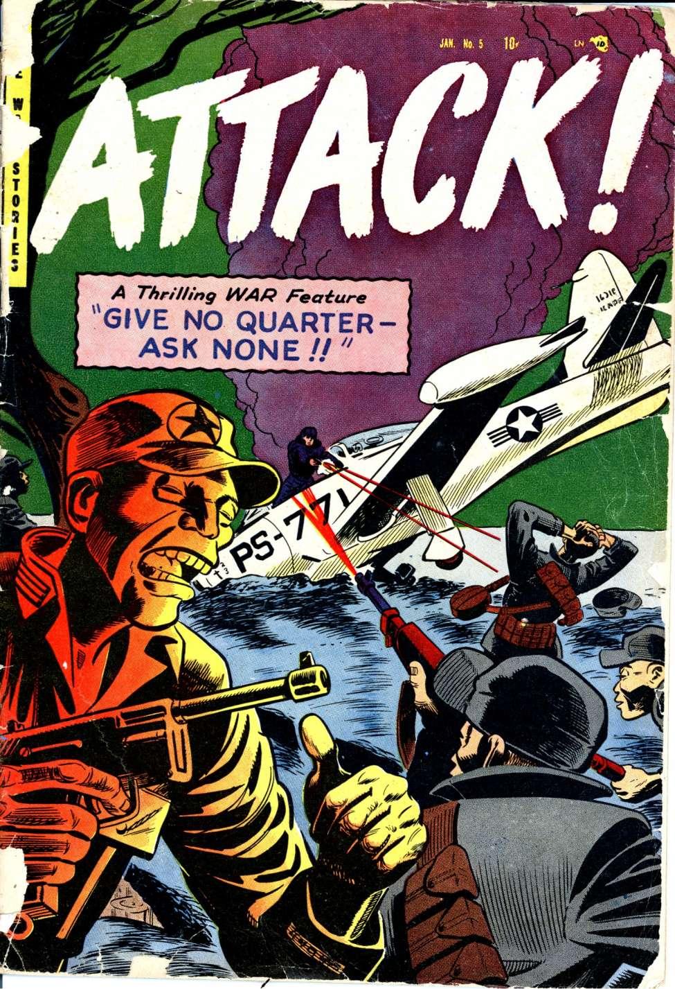 Attack! Vol 1 5 (1)