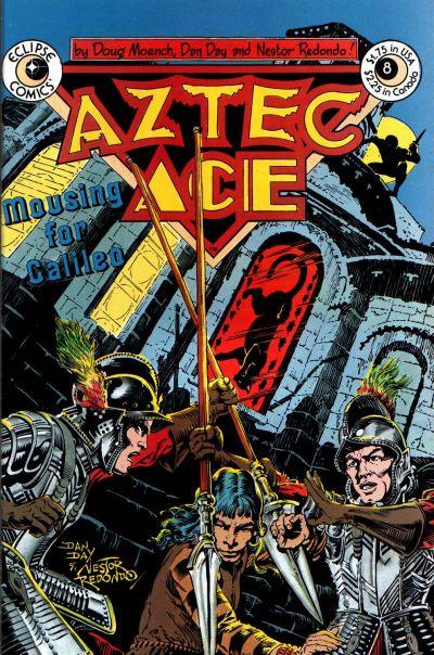 Aztec Ace Vol 1 8