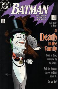 Batman Vol 1 429