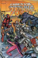 Codename Stryke Force Vol 1 9