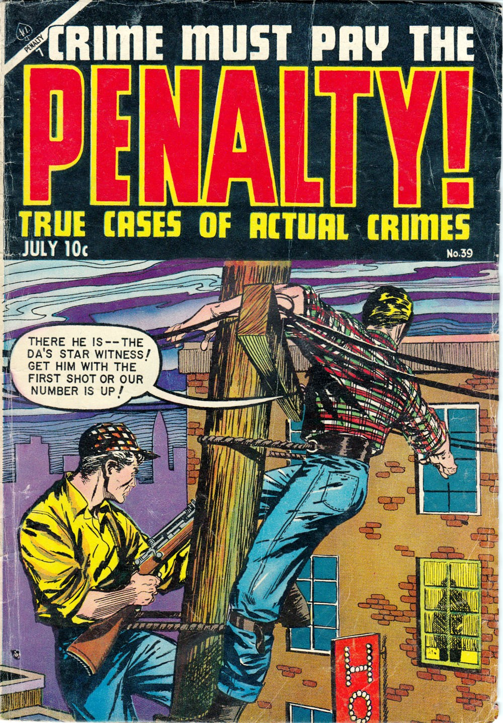 Crime Must Pay the Penalty Vol 2 39