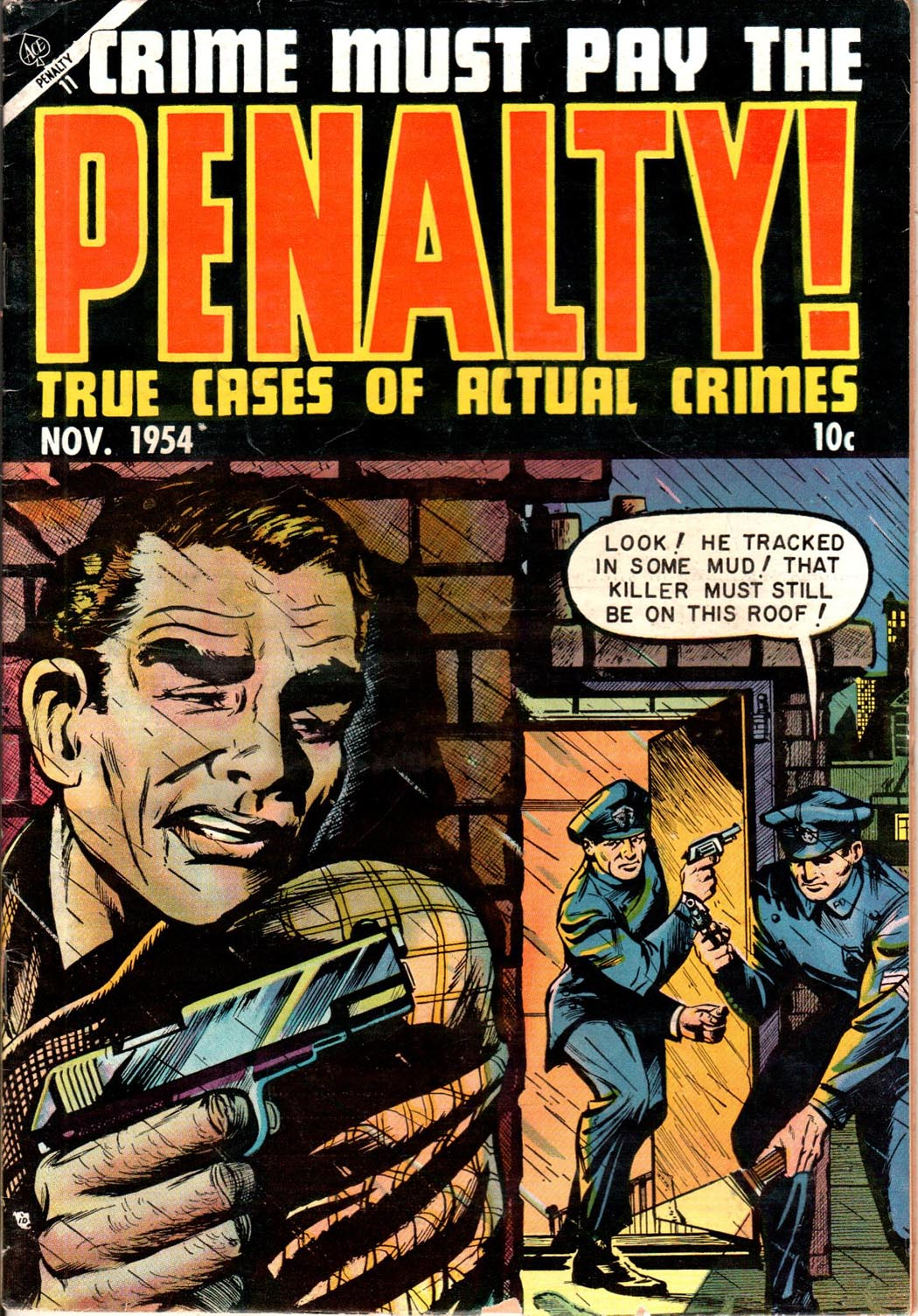Crime Must Pay the Penalty Vol 2 41