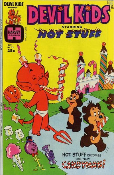 Devil Kids Starring Hot Stuff Vol 1 72