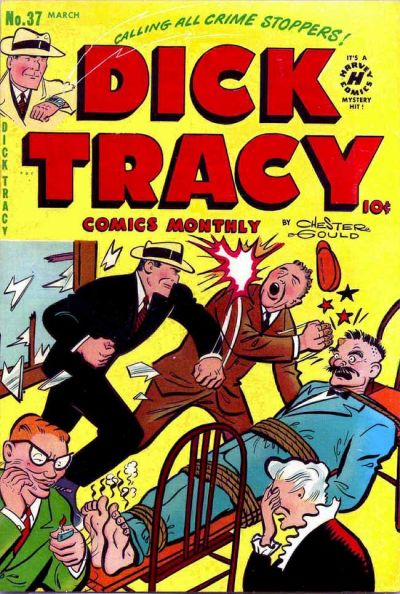 Dick Tracy Vol 1 37