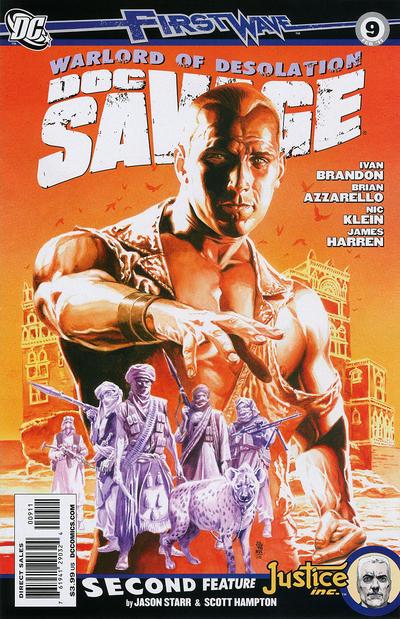 Doc Savage Vol 3 9