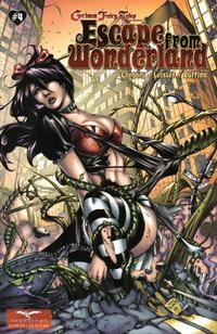 Escape from Wonderland Vol 1 4
