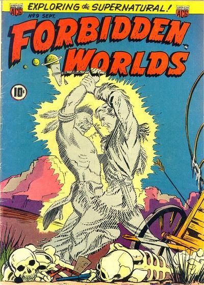 Forbidden Worlds Vol 1 9
