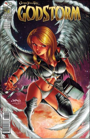 Grimm Fairy Tales Presents Godstorm Vol 1 4