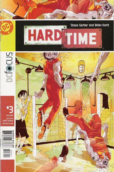 Hard Time Vol 1 3