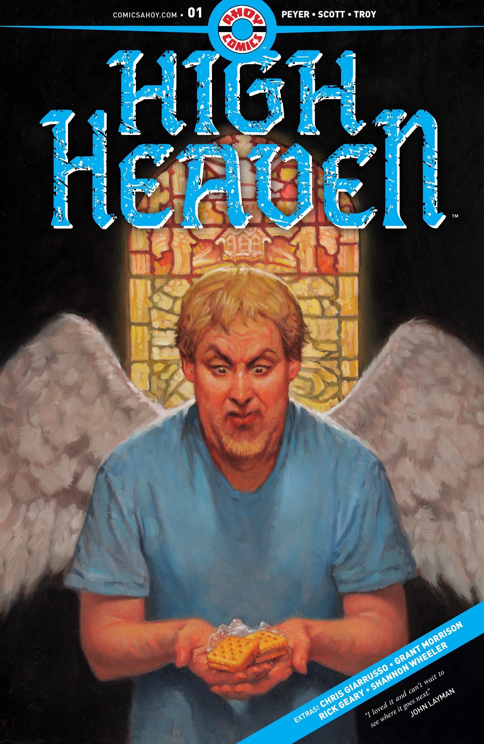 High Heaven Vol 1 1