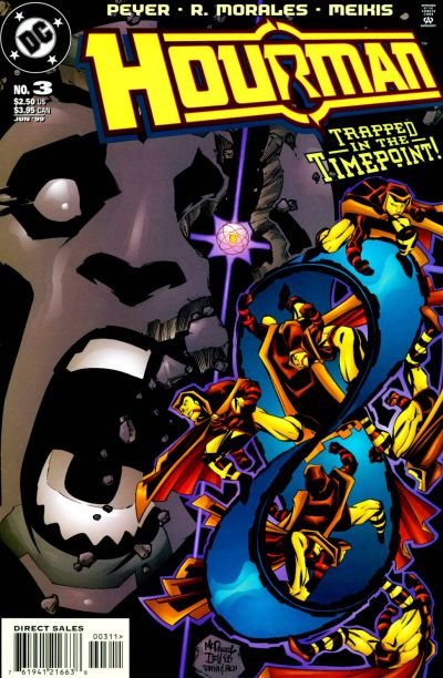 Hourman Vol 1 3