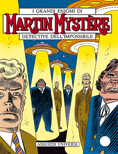Martin Mystère Vol 1 84