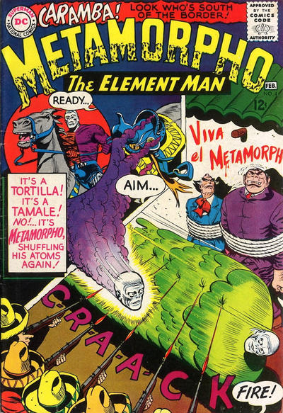 Metamorpho Vol 1 4