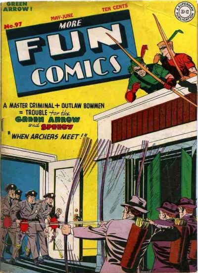 More Fun Comics Vol 1 97
