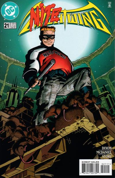 Nightwing Vol 2 21