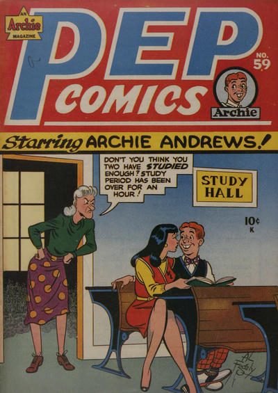 Pep Comics Vol 1 59