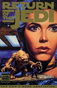 Return of the Jedi: The Comic Book Adaptation Vol 1
