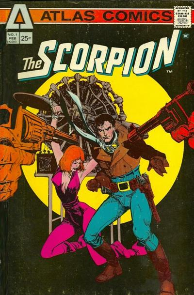 Scorpion Vol 1
