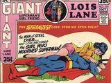 Superman's Girlfriend, Lois Lane Vol 1 113