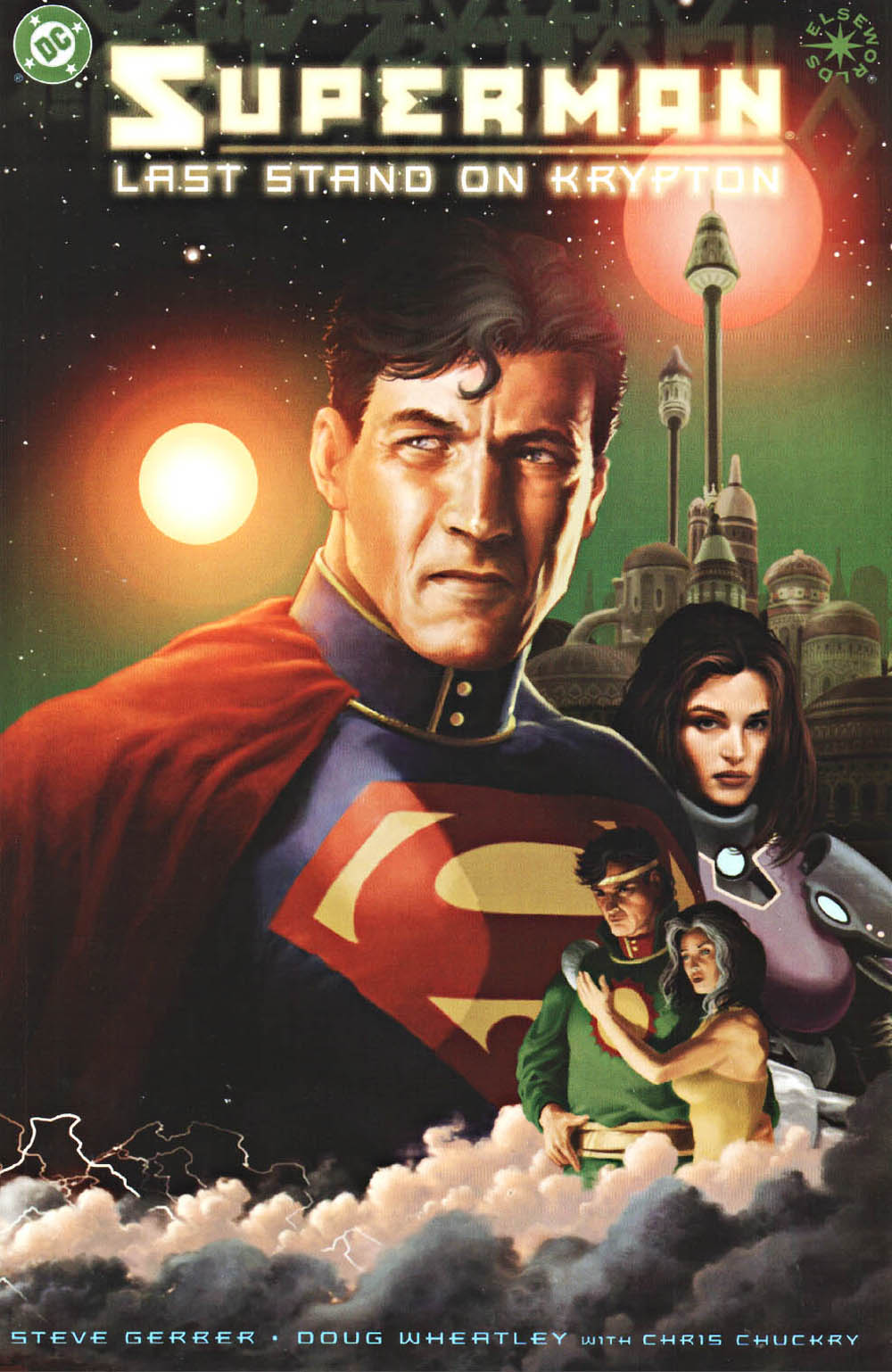 Superman: Last Stand on Krypton