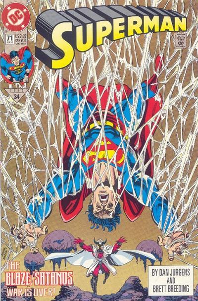 Superman Vol 2 71