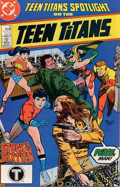 Teen Titans Spotlight Vol 1 21