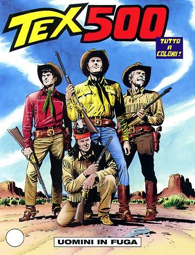 Tex Vol 1 500