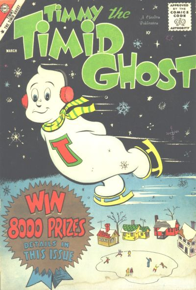 Timmy the Timid Ghost Vol 1 14